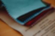 Ellen Wittke Indis Tücher Chemotherapie modisch vielseitig individuell Unternehmensfotografie Businesaufnahmen Fotos Fotoshooting Mitarbeiter Portrait Reportage authentisch nahbar echt kreativ Fotografie Michaela Thewes Fotos Essen Frohnhausen NRW Mülheim Bochum Dortmund Düsseldorf Köln Stoffmuster Schneiderin
