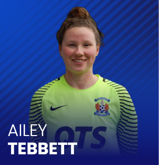 Ailey Tebbet In Women's Scottish League