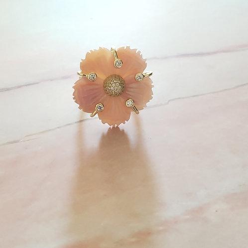 Posey Ring - Pink