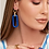 Thumbnail: Resin Link Drop Earrings