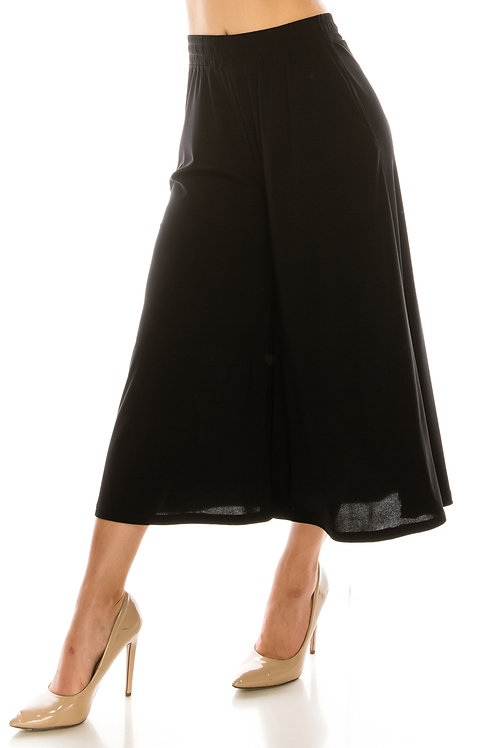 Flowing Wide Leg Pants