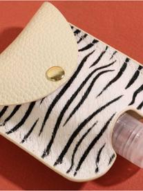 Zebra Hand Sanitizer Case