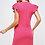 Thumbnail: Ribbed Midi Dress