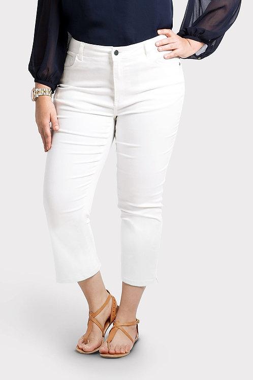 Demure Curve Jean Ankle Pant