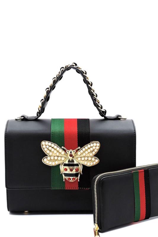 Mega Queen Bee Handbag