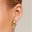 Thumbnail: Linked Loop Earrings