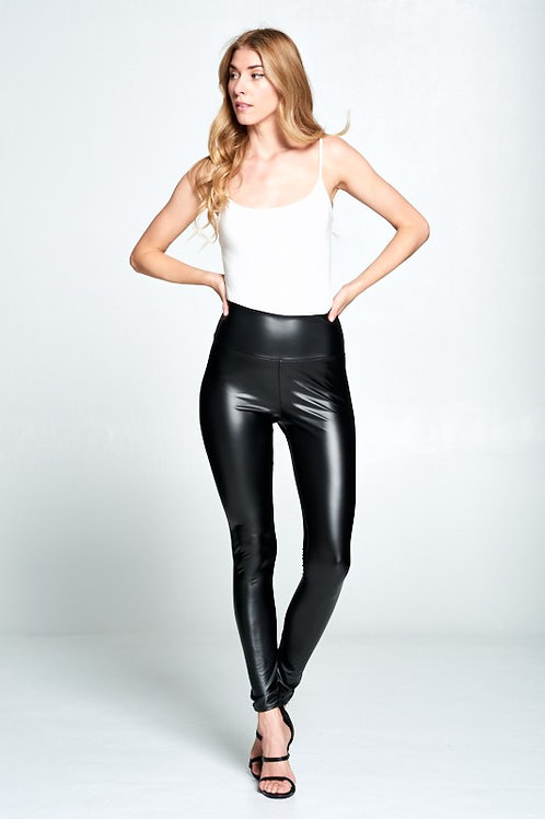 Ariana Faux Leather Leggings