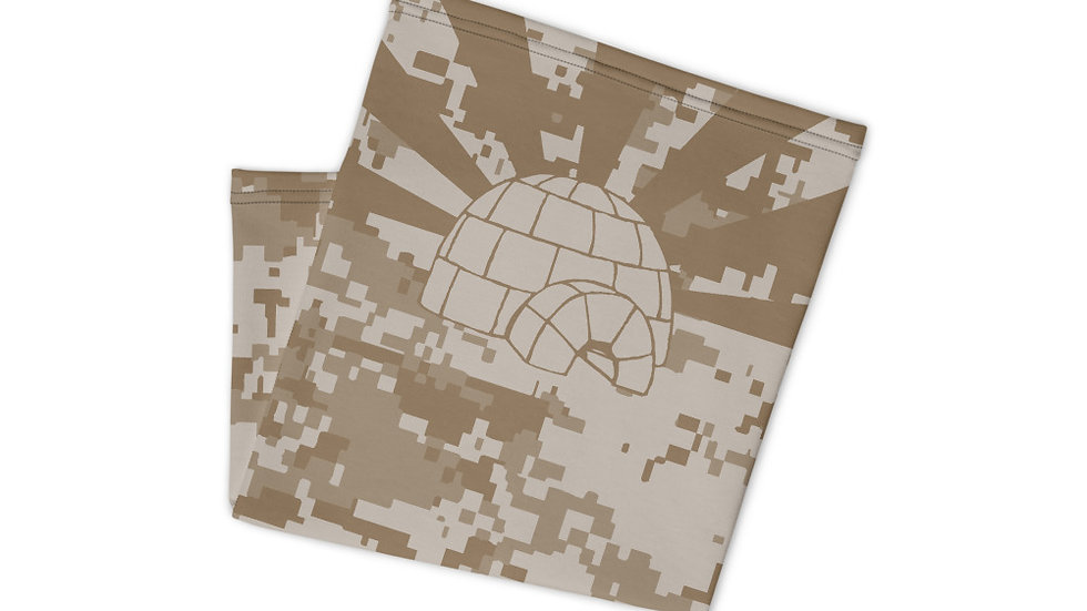 Arizona Arid MARPAT Neck Gaiter