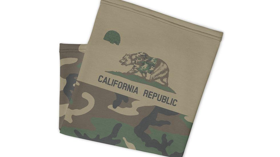 California M81 Neck Gaiter