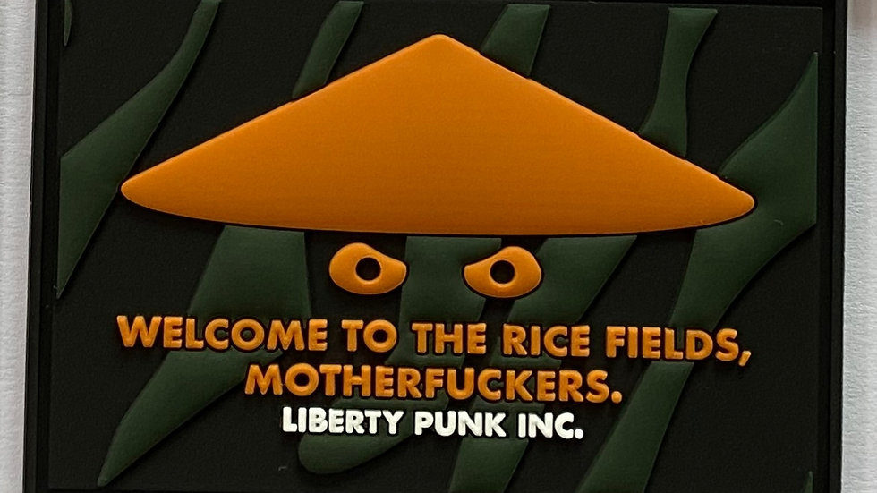 Welcome to the Rice Fields PVC Patch
