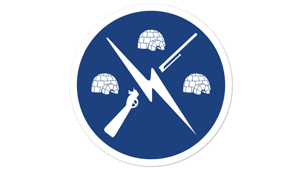 Commonwealth Minutemen Sticker