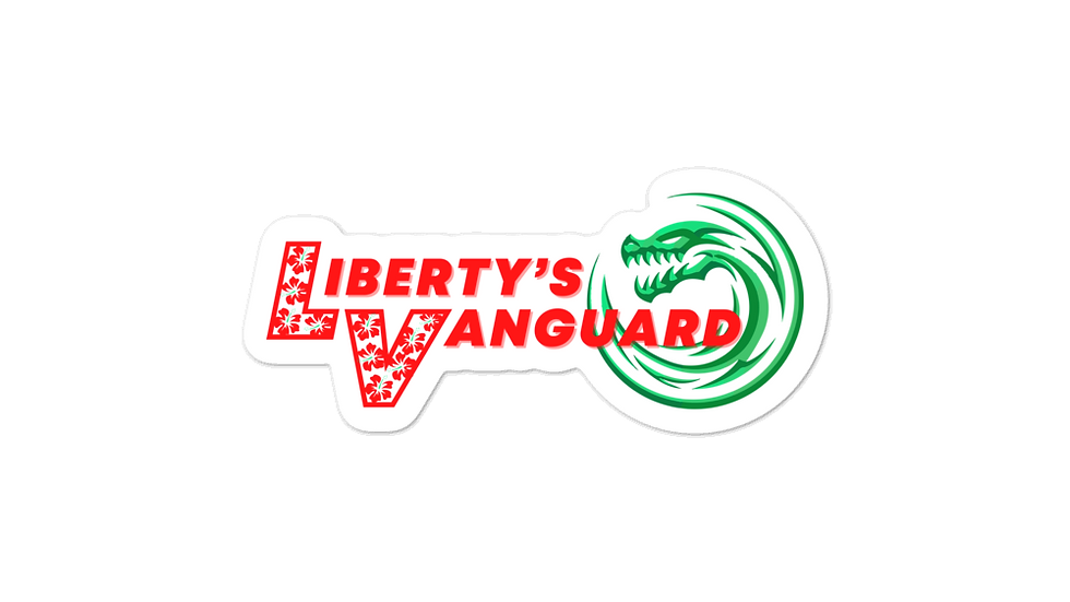 Liberty's Vanguard Sticker