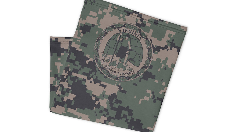 Virginia Woodland MARPAT Neck Gaiter