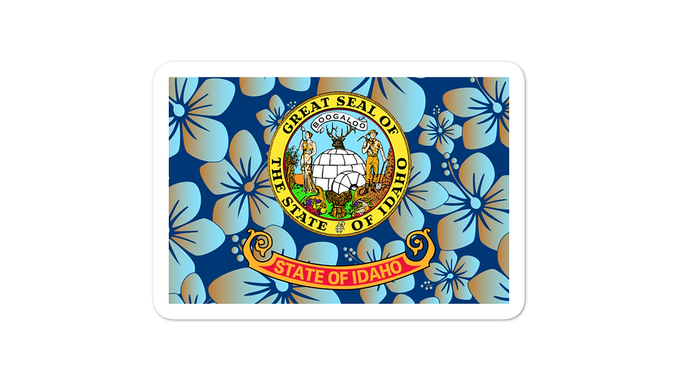 Idaho Sticker