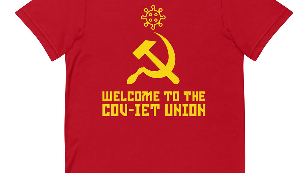 Welcome to the Cov-iet Union T-Shirt