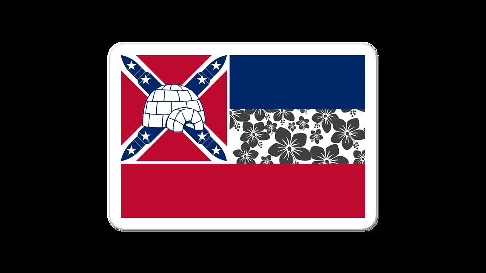 Old Mississippi Sticker