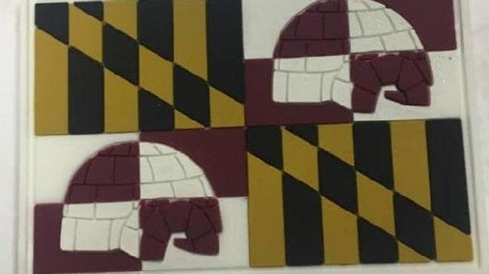 Maryland PVC Patch