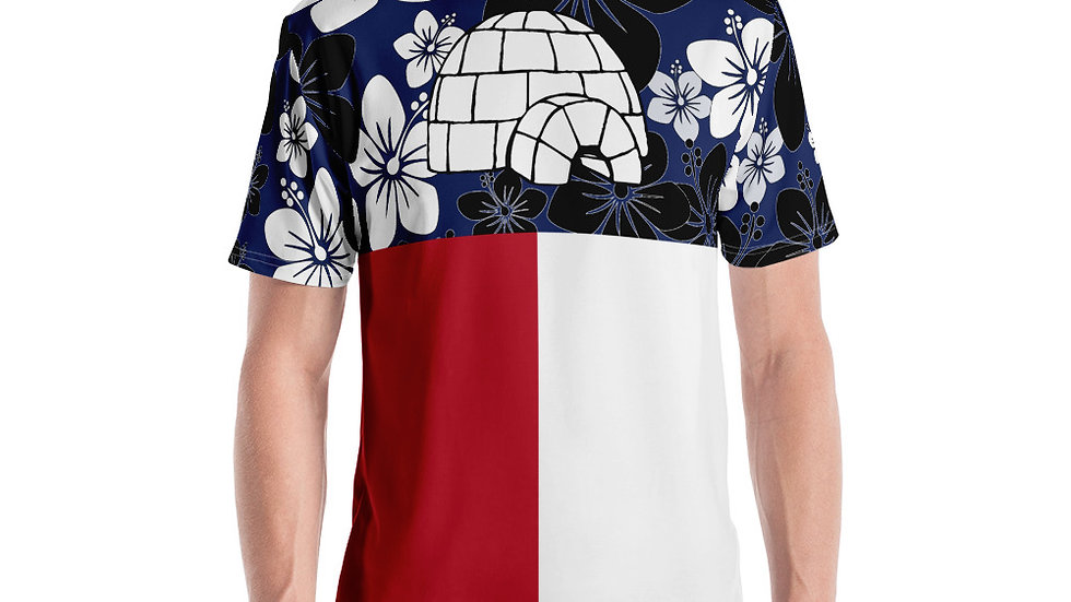 Texas All Over Print T-shirt
