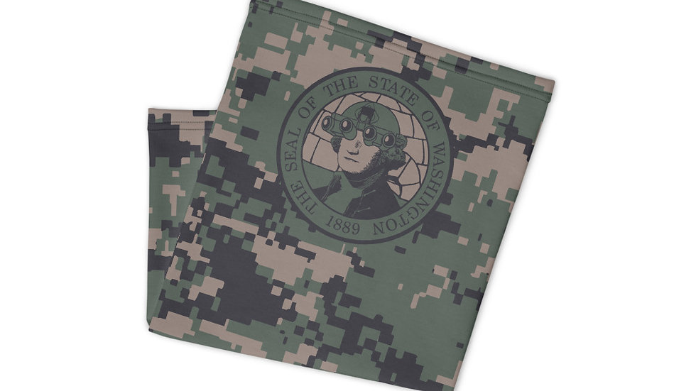 Washington Woodland MARPAT Neck Gaiter