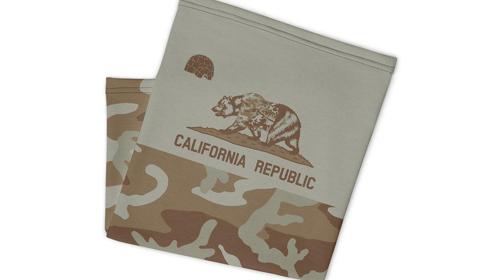 California Arid M81 Neck Gaiter