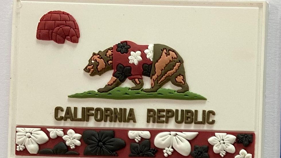 California (Run 2) PVC Patch