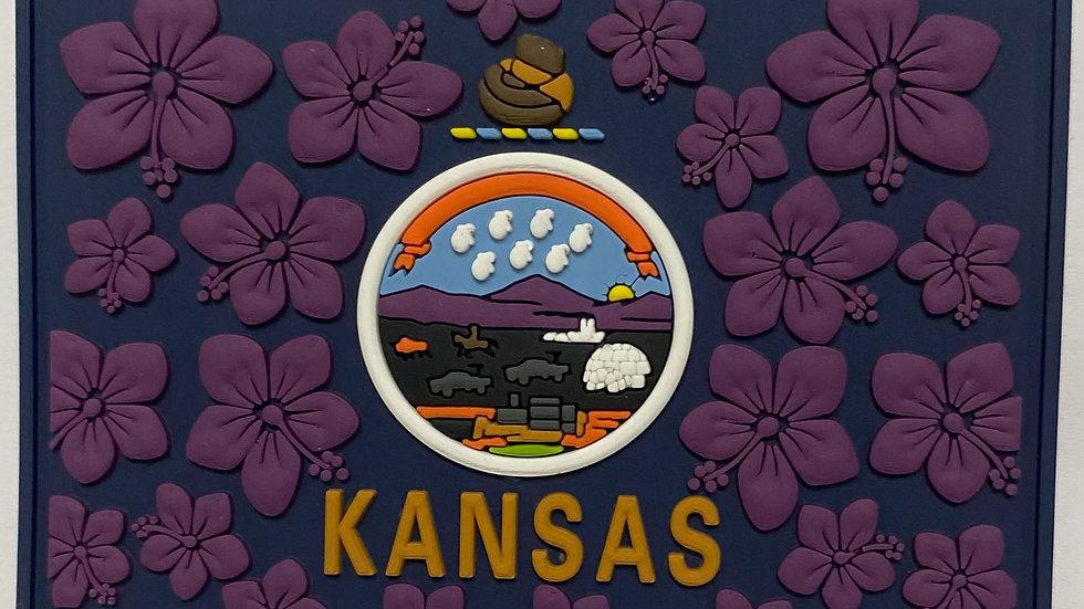 Kansas PVC Patch