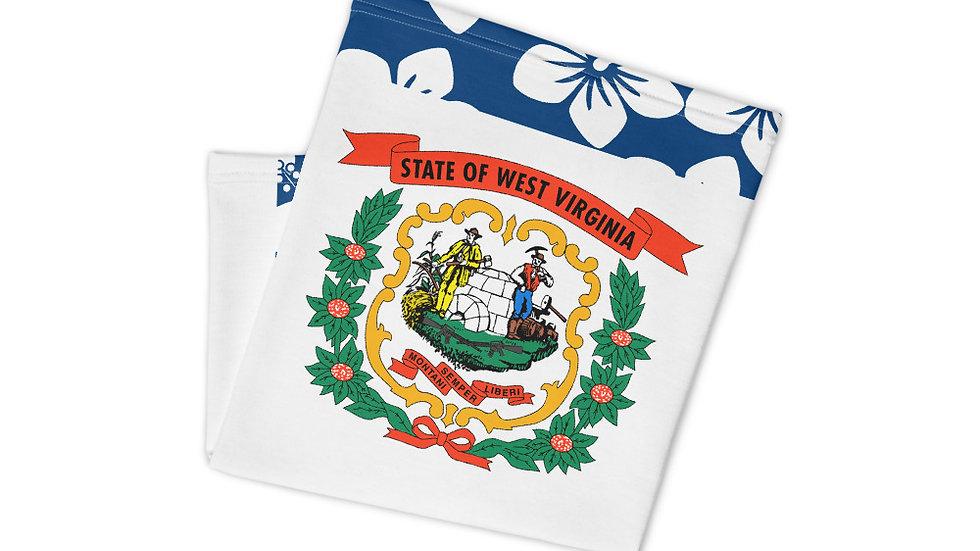 West Virginia Neck Gaiter