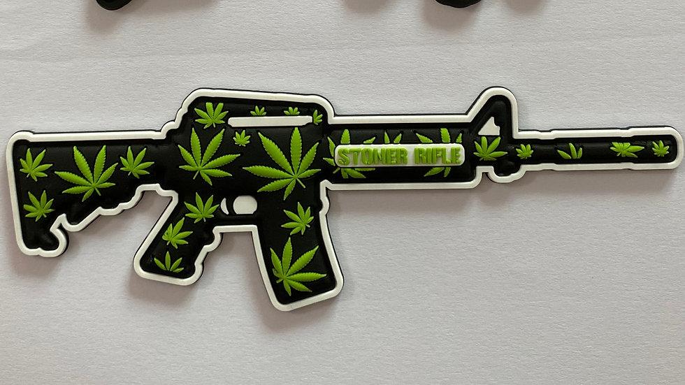 Stoner Rifle PVC Patch