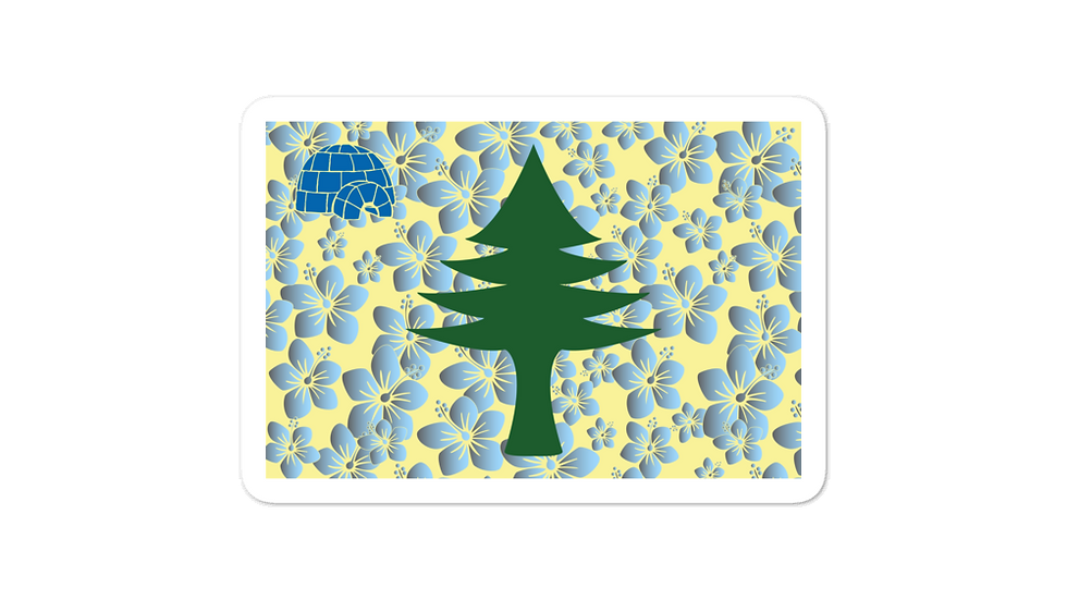 Original Maine Sticker