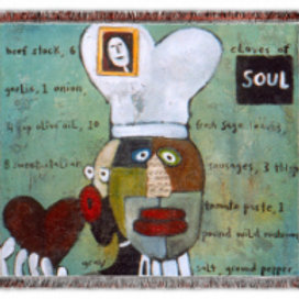 """""""The Recipe"""" 50x60 Woven Blanket"""