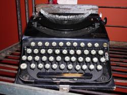 Remington Portable Typewriter