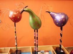 Large Gourd Birds