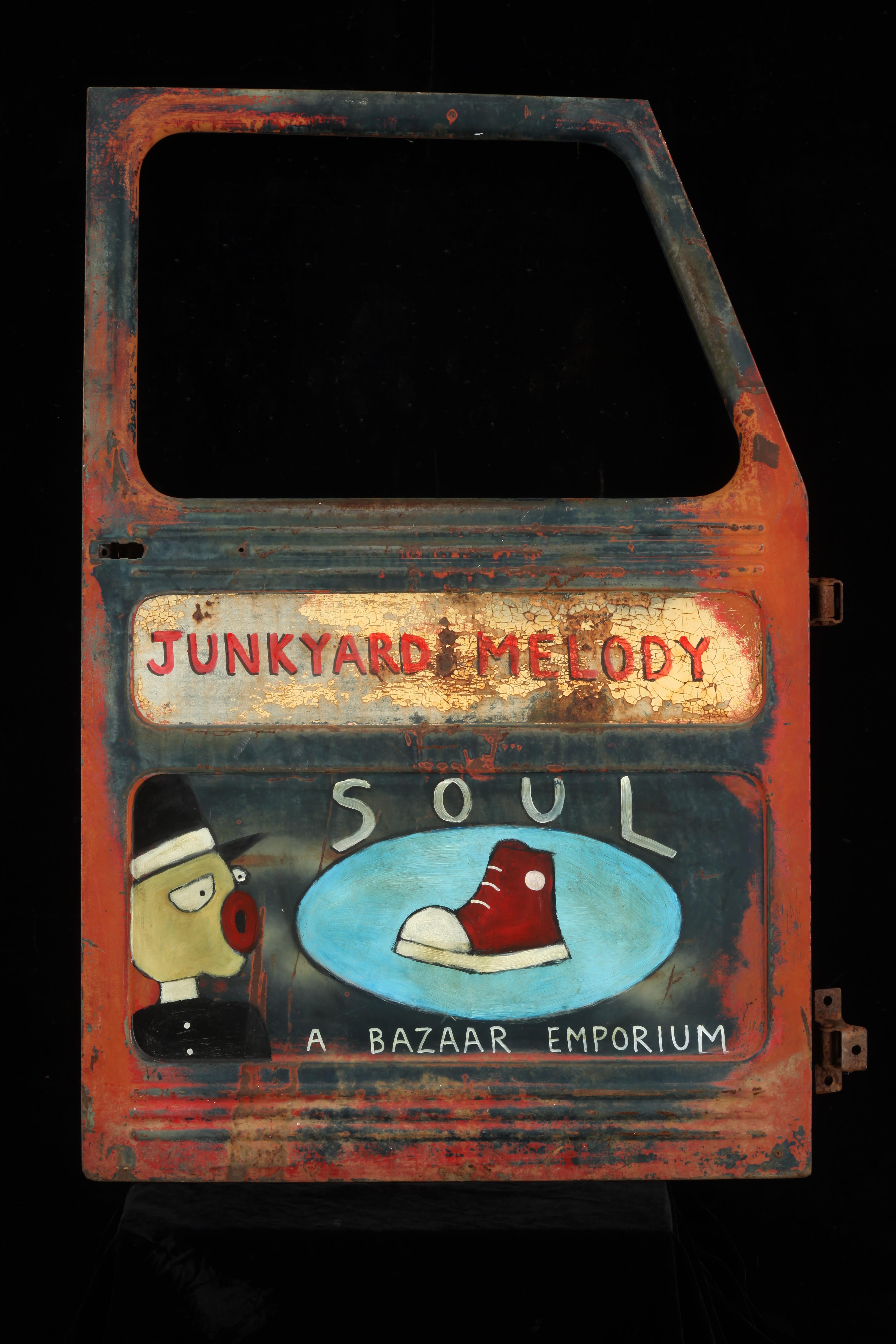 Junkyard Melody