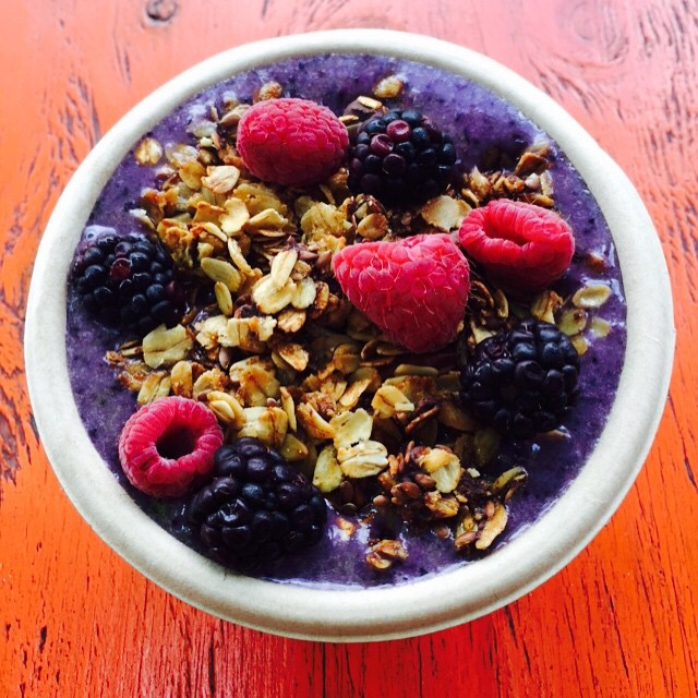 Acai Berry Bowl