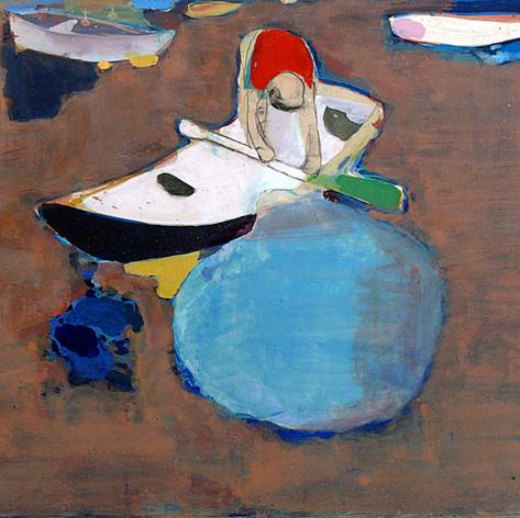 Pescador e rede, 2006
