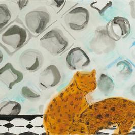 Gatos e cobogó, 2011