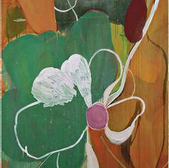 Grande flor II, 1995