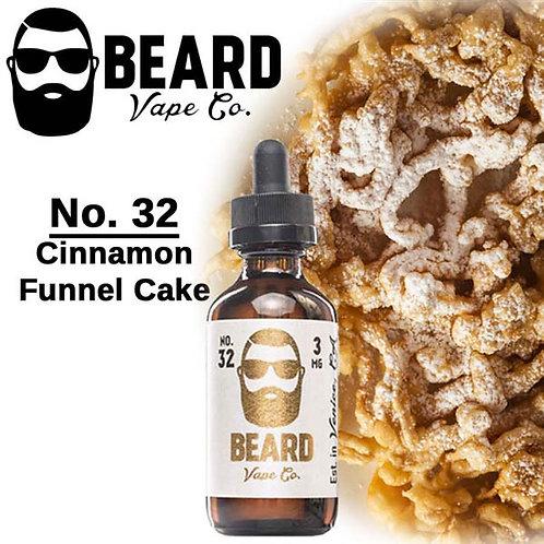 Beard:  #32