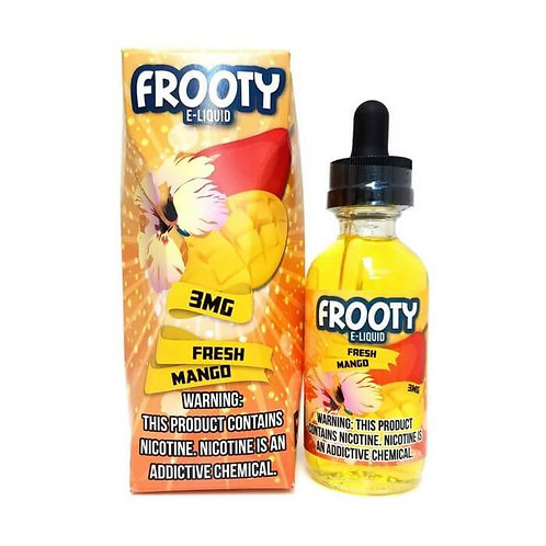 Frooty;  Fresh Mango