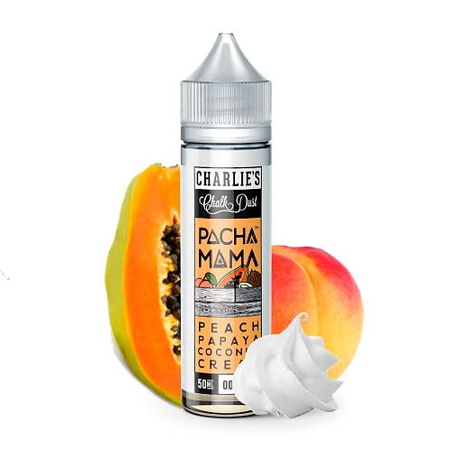 Pachamama:  Peach Papaya Coconut