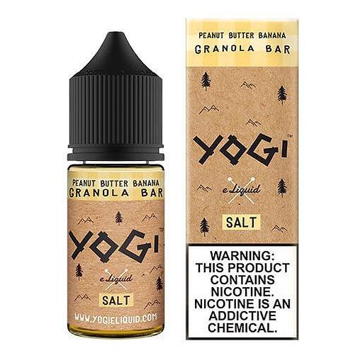 Yogi:  Peanut Butter Nic Salt