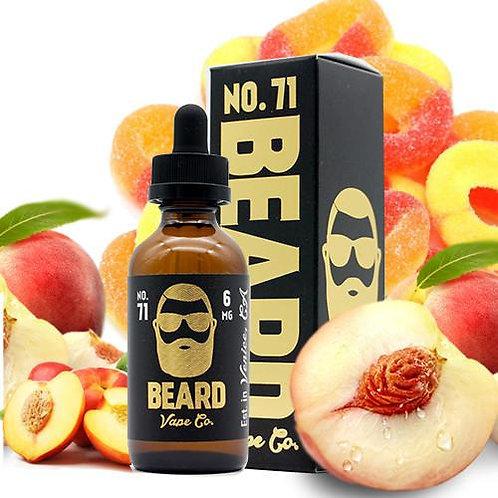 Beard:  #71