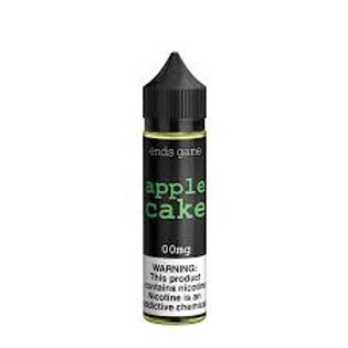 Ends Game:  Apple Cake