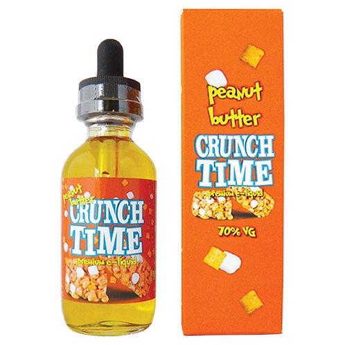 Crunchtime:  Peanut Butter