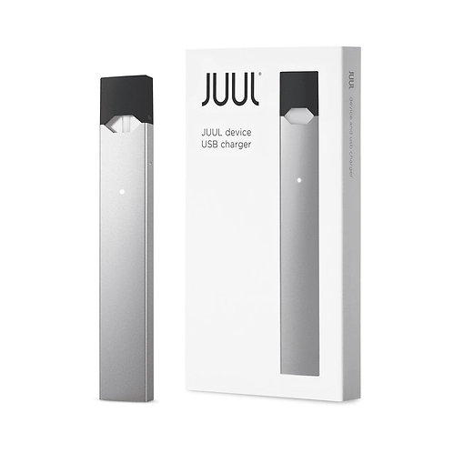 Silver Juul device only