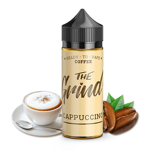 The Grind:  Cappuccino