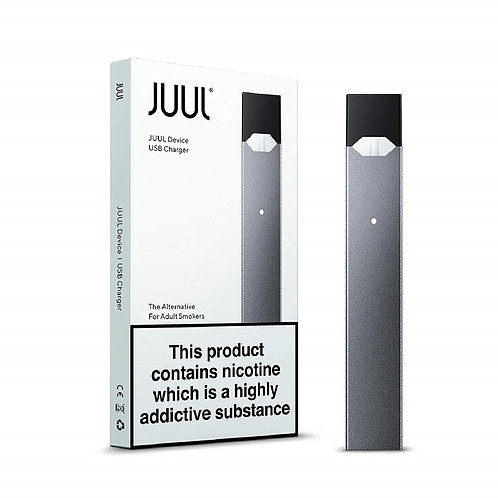 Juul slate grey device only