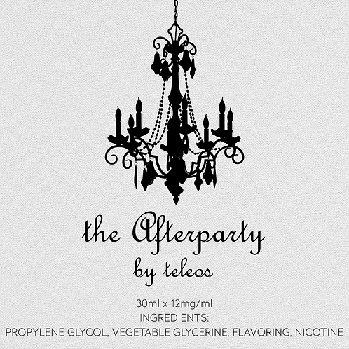 Teleos:  After Party 30ml