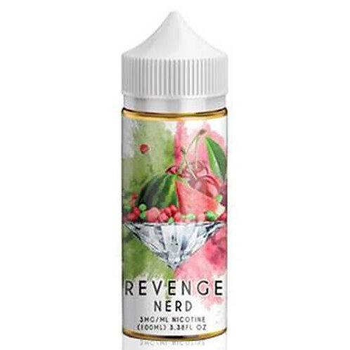 Revenge:  Nerd