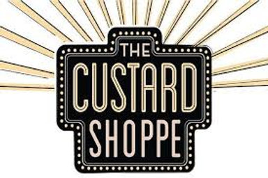 Custard Shoppe:  Butterscotch